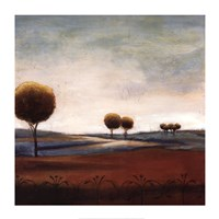 Tranquil Plains I Fine-Art Print