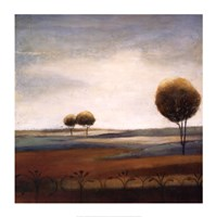 Tranquil Plains II Fine-Art Print