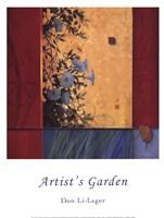 Artist's Garden Fine-Art Print