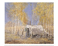 The Guide's Home Algonquin Fine-Art Print