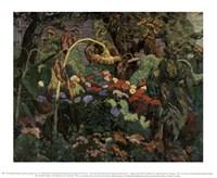 Tangled Garden Fine-Art Print