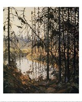 Northern River Fine-Art Print
