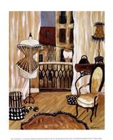 French Boudoir I Fine-Art Print