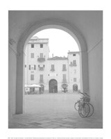 View Through the Archway II Fine-Art Print