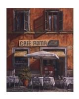 Caf Roma Fine-Art Print