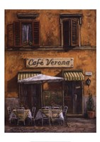 Caf Verona Fine-Art Print