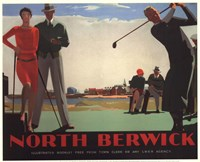 North Berwick (Golf) Fine-Art Print