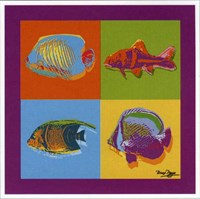 Happy Fishes Fine-Art Print