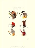 Bass Flies II Fine-Art Print