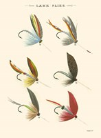 Lake Flies II Fine-Art Print