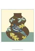 Take Wing in Blue III Fine-Art Print