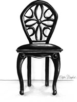 Designer Chair II Fine-Art Print