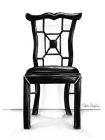 Designer Chair III Fine-Art Print