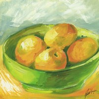 Bowl of Fruit I Fine-Art Print