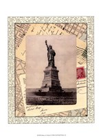 Statue of Liberty Fine-Art Print