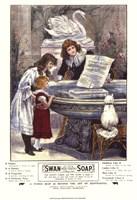 Swan Soap Fine-Art Print