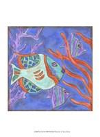 Pop Fish II Fine-Art Print