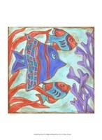 Pop Fish IV Fine-Art Print