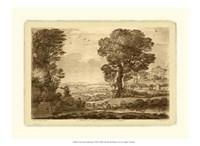 Pastoral Landscape VIII Giclee