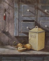 Spice Pears Fine-Art Print