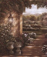 Evening in the Conservatory Fine-Art Print