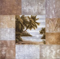 Philip Bai Island I Fine-Art Print