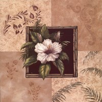 Aloha I - square Fine-Art Print