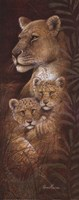 Serengeti Twins Fine-Art Print