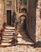 Provence Arch II Fine-Art Print
