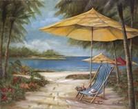 Relaxing Paradise II Fine-Art Print