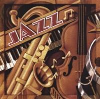 Jazz Fine-Art Print