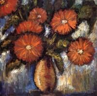 Orange Poppies I Fine-Art Print