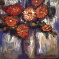 Orange Poppies II Fine-Art Print