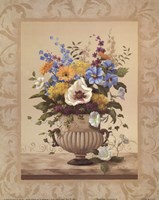 Seasonal Bouquet II Fine-Art Print