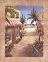 Down the Shore I Fine-Art Print