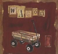 Wagon Fine-Art Print