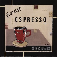 Finest Espresso Fine-Art Print