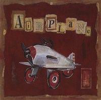 Airplane Fine-Art Print