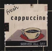 Fresh Cappuccino Fine-Art Print