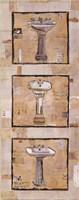 Vintage Sinks II Fine-Art Print