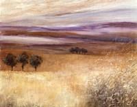 Heather Landscape I Fine-Art Print