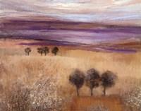 Heather Landscape II Fine-Art Print