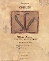 Chili Salsa Fine-Art Print