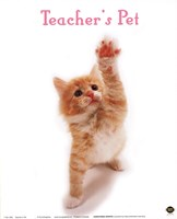 Teacher'S Pet Fine-Art Print