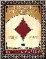 Hotel & Casino Fine-Art Print