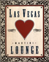 Martini Lounge Fine-Art Print