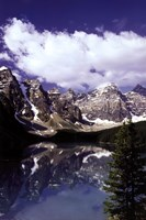 Moraine Lake, Banff Wall Poster