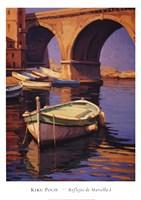 Reflejos de Marsella I Fine-Art Print