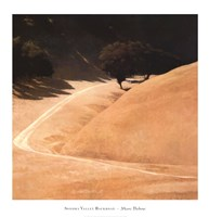 Sonoma Valley Backroad Fine-Art Print