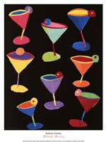 Midnight Martinis Fine-Art Print